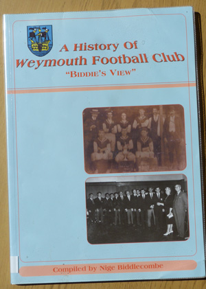 A-History-of-Weymouth-Football-Club