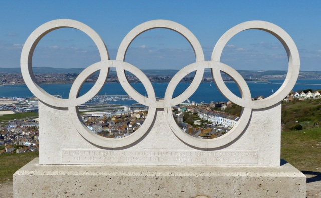 We all hope this isn't Weymouth's Olympic legacy
