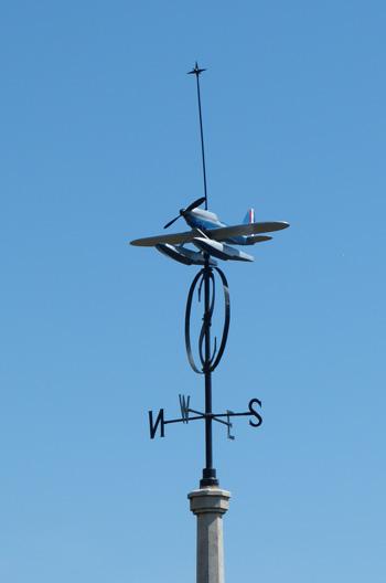 Schneider Trophy weathervane